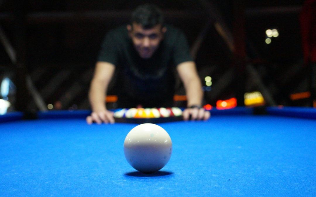 Fans von Billard und Snooker können ab sofort auch online zocken